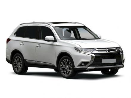 Mitsubishi Outlander Estate 2.4 PHEV Dynamic Safety 5dr Auto