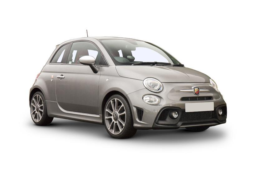 Abarth 595 Hatchback Special Edition 1.4 T-Jet 165 Pista 70th Anniversary 3dr