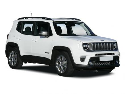 Jeep Renegade Hatchback Special Edition 1.3 T4 GSE 180 S 5dr 4WD Auto