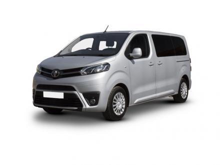 Toyota Proace Verso Diesel Estate 2.0D 180 Family Medium 5dr Auto [Premium] 8 speed