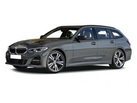 BMW 3 Series Diesel Touring 330d xDrive M Sport 5dr Step Auto [Plus Pack]