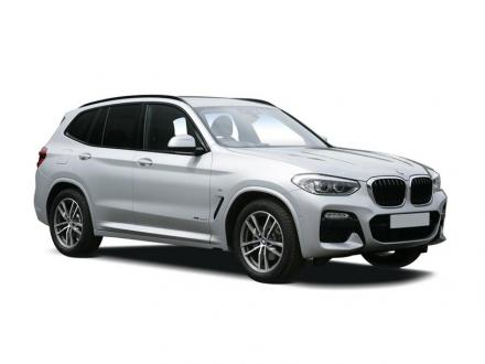 BMW X3 Diesel Estate xDrive20d M Sport 5dr Step Auto [Plus Pack]