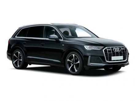 Audi Q7 Diesel Estate 45 TDI Quattro Black Edition 5dr Tiptronic