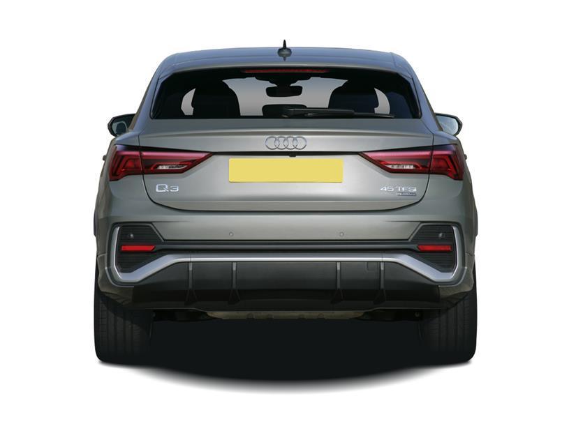 Audi Q3 Sportback 35 TFSI S Line 5dr [Comfort+Sound Pack]