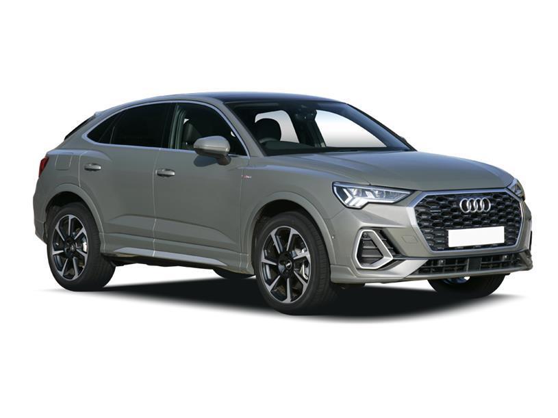 Audi Q3 Diesel Sportback 35 TDI S Line 5dr S Tronic [Comfort+Sound Pack]