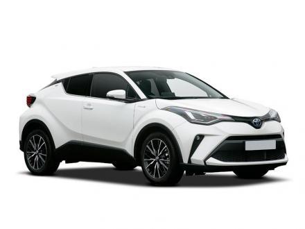 Toyota C-hr Hatchback 1.8 Hybrid Design 5dr CVT [Leather]