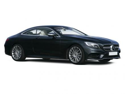 Mercedes-benz S Class Coupe Special Edition S560 Grand Edition 2dr Auto