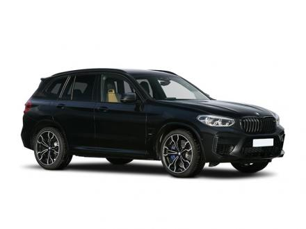 BMW X3 M Estate xDrive X3 M Competition 5dr Step Auto [Ultimate]