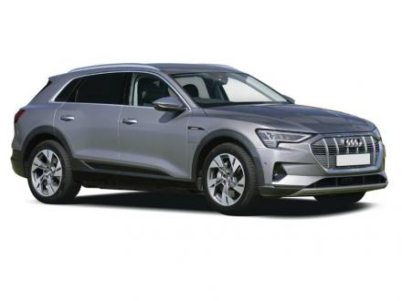 Audi E-tron Estate 230kW 50 Quattro 71kWh S Line 5dr Auto