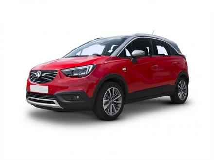 Vauxhall Crossland X Hatchback 1.2T [110] Griffin 5dr [6 Spd] [Start Stop]