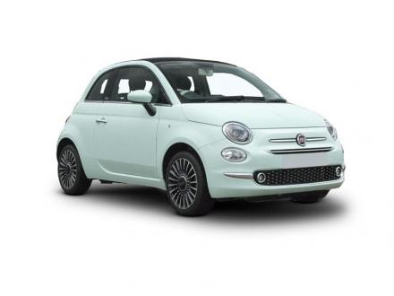 Fiat 500c Convertible Special Editions 1.0 Mild Hybrid Launch Edition 2dr