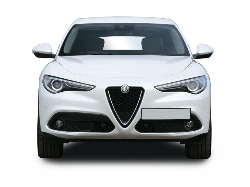 Alfa Romeo Stelvio Estate 2.0 Turbo 200 Sprint 5dr Auto