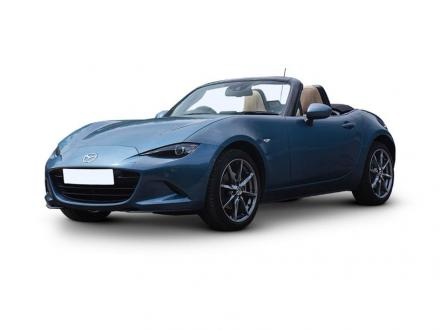 Mazda Mx-5 Convertible 2.0 [184] Sport Tech 2dr