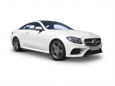Mercedes-benz E Class Coupe E450 4Matic AMG Line Night Ed Prem+ 2dr 9G-Tronic