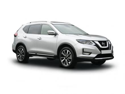 Nissan X-trail Station Wagon Special Editions 1.7 dCi N-Tec 5dr 4WD