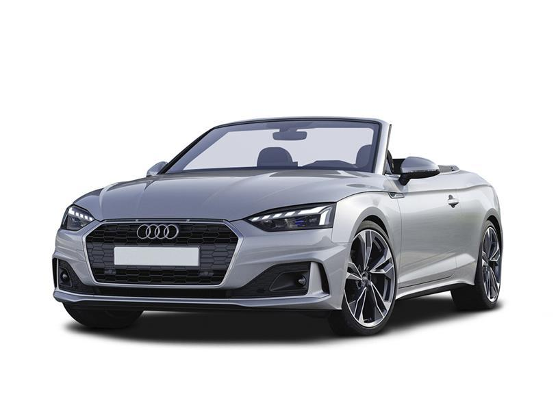 Audi A5 Cabriolet Special Editions 40 TDI Quattro Edition 1 2dr S Tronic
