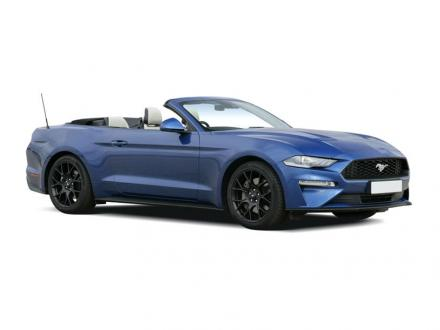 Ford Mustang Convertible 2.3 EcoBoost 291 [Custom Pack 2] 2dr