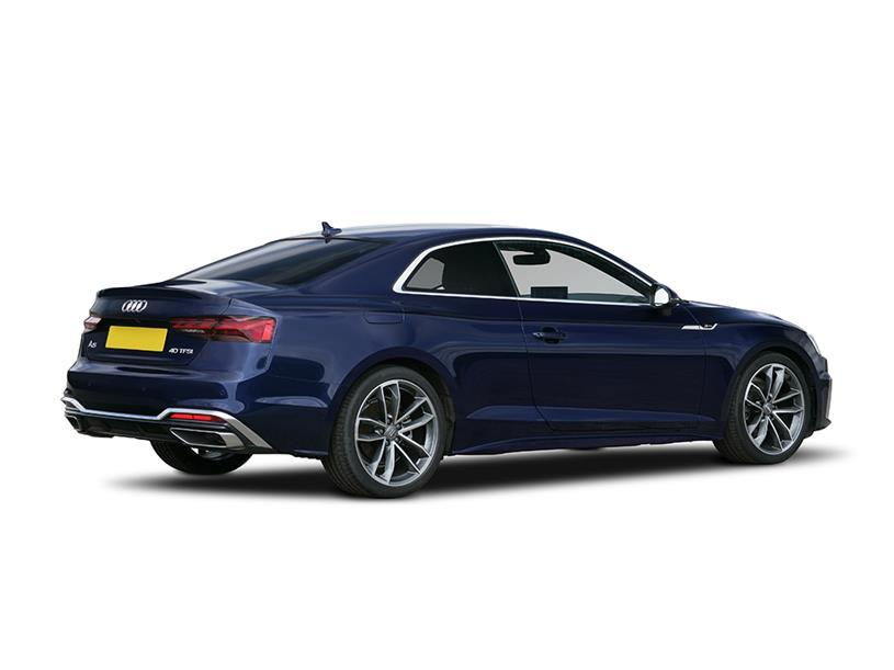 Audi A5 Coupe Special Editions 35 TFSI Edition 1 2dr S Tronic [Comfort+Sound]