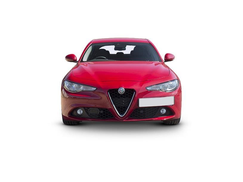 Alfa Romeo Giulia Saloon 2.0 TB Lusso Ti 4dr Auto