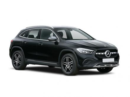 Mercedes-benz Gla Diesel Hatchback GLA 200d Sport Executive 5dr Auto