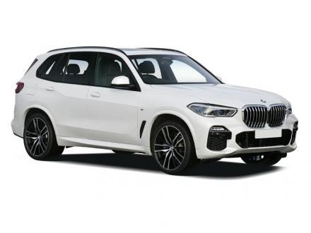 BMW X5 Diesel Estate xDrive40d MHT M Sport 5dr Auto