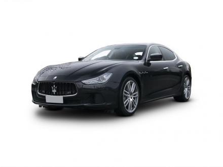 Maserati Ghibli Saloon V6 GranSport Nerissimo Pack 4dr Auto