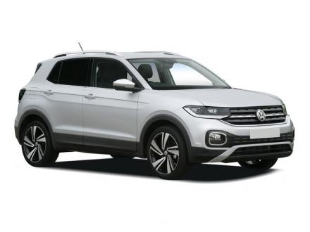 Volkswagen T-cross Estate Special Edition 1.0 TSI United 5dr