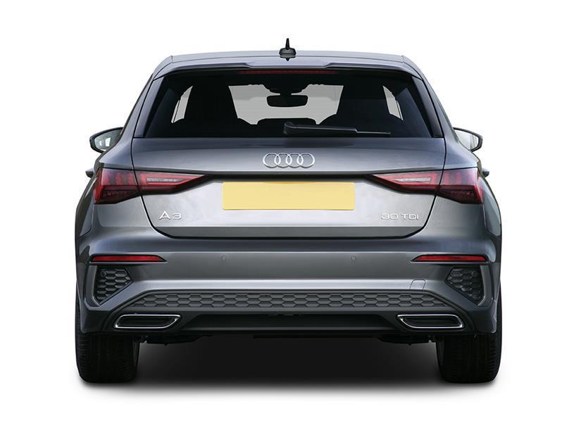Audi A3 Diesel Sportback 30 TDI Technik 5dr S Tronic [Comfort+Sound]