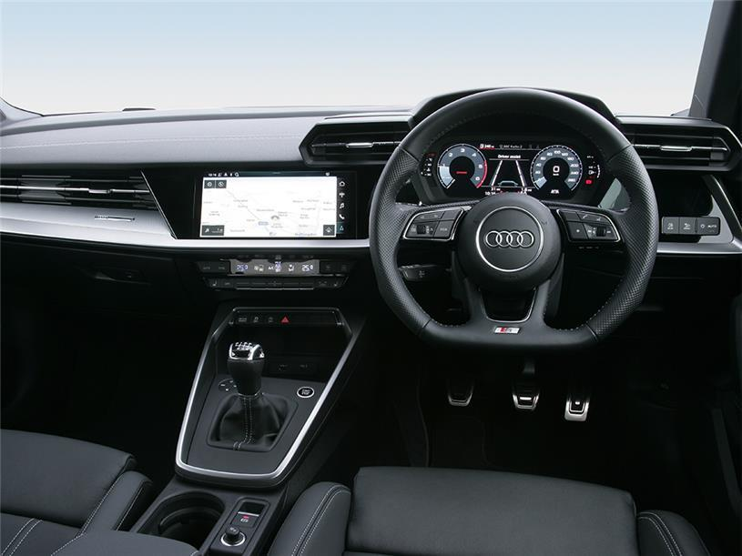 Audi A3 Diesel Sportback 30 TDI S line 5dr S Tronic [Comfort+Sound]