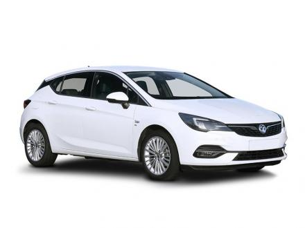 Vauxhall Astra Hatchback 1.2 Turbo 145 Griffin Edition 5dr