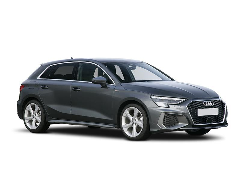 Audi A3 Sportback Special Editions 40 TDI Quattro Edition 1 5dr S Tronic [C+S]