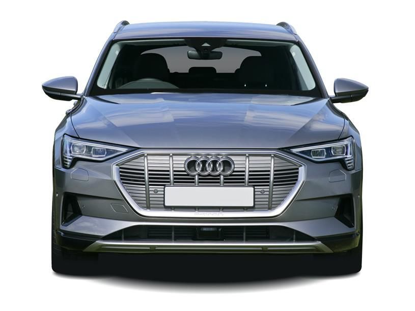 Audi E-tron Estate 300kW 55 Quattro 95kWh Black Edition 5dr Auto