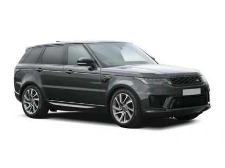 Land Rover Range Rover Sport Estate 2.0 P400e HSE Silver 5dr Auto