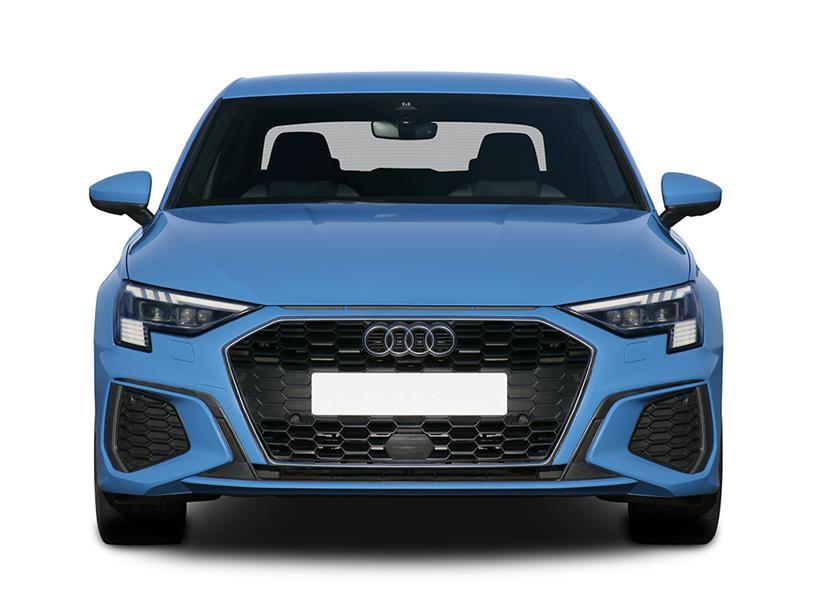 Audi A3 Saloon 35 TFSI S line 4dr S Tronic [Comfort+Sound]
