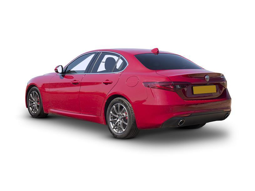 Alfa Romeo Giulia Saloon 2.0 TB Sprint 4dr Auto [DAP+]