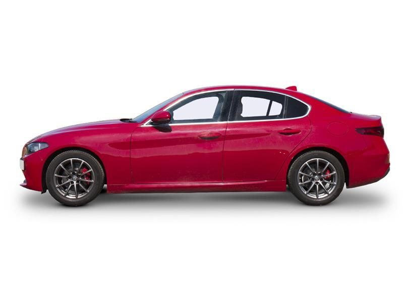 Alfa Romeo Giulia Saloon 2.0 TB 280 Veloce [Performance brake] 4dr Auto