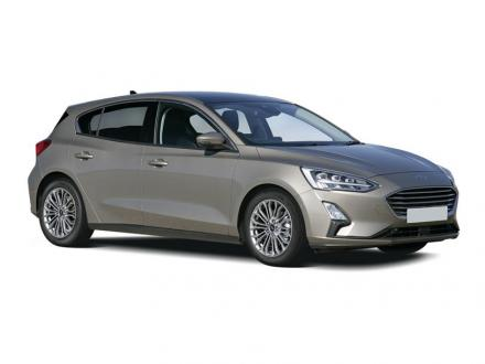 Ford Focus Hatchback 1.0 EcoBoost 125 Active X Edition Auto 5dr
