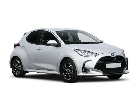 Toyota Yaris Hatchback 1.5 Hybrid Excel 5dr CVT [Tech Pack/Panoramic Rf]