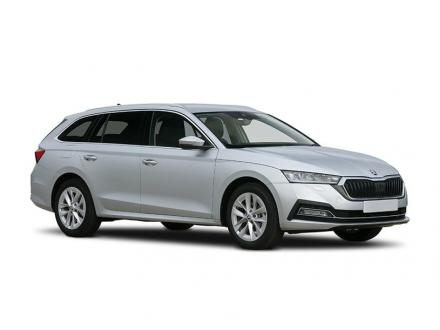 Skoda Octavia Estate Special Edition 1.5 TSI SE First Edition 5dr