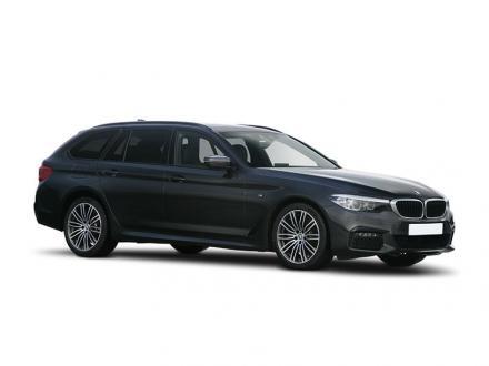 BMW 5 Series Diesel Touring 520d MHT M Sport 5dr Step Auto [Tech Pack]