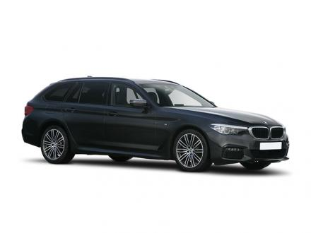 BMW 5 Series Diesel Touring 520d MHT M Sport 5dr Step Auto [Tech/Pro Pack]