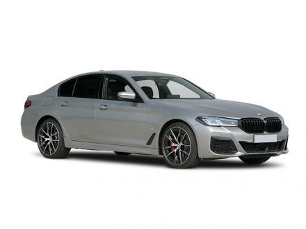 BMW 5 Series Saloon Special Editions 520i MHT M Sport Edition 4dr Step Auto