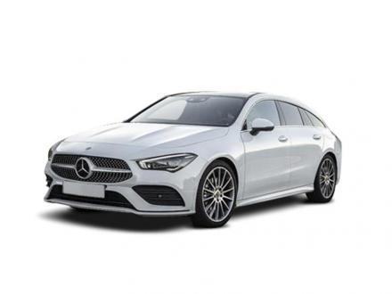 Mercedes-Benz Cla Shooting Brake CLA 250e AMG Line Premium 5dr Tip Auto