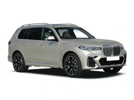 BMW X7 Diesel Estate xDrive40d MHT M Sport 5dr Step Auto [Ult Pack