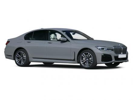 BMW 7 Series Diesel Saloon 730d xDrive MHT M Sport 4dr Auto