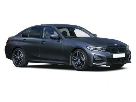 BMW 3 Series Diesel Saloon 318d M Sport 4dr [Tech/Pro Pack]
