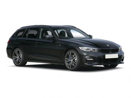 BMW 3 Series Diesel Touring 320d MHT M Sport 5dr Step Auto [Pro Pack]