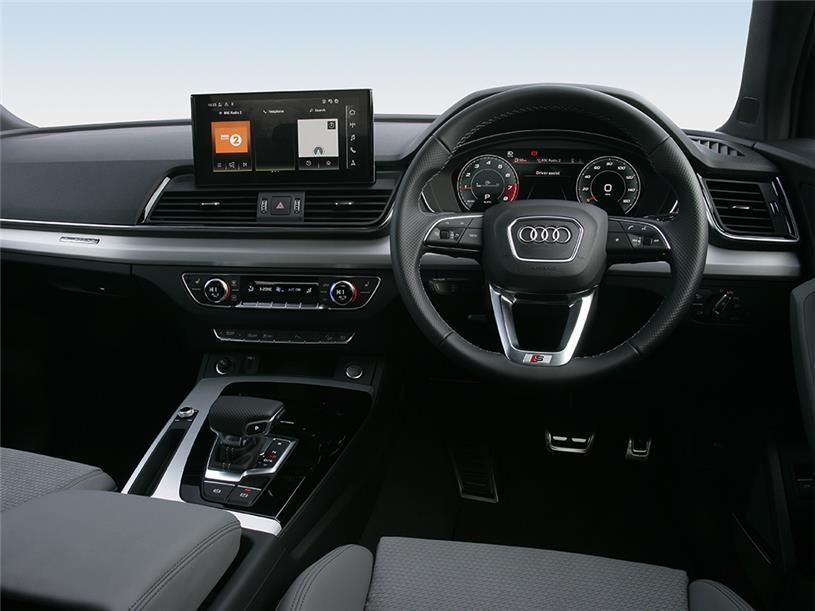 Audi Q5 Estate Special Editions 40 TDI Quattro Edition 1 5dr S Tronic [C+S]