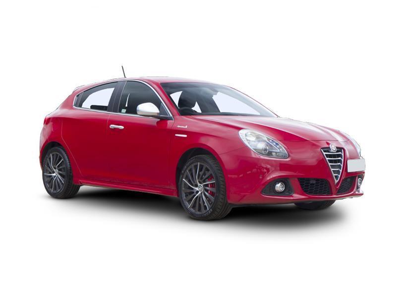 Alfa Romeo Giulietta Diesel Hatchback 1.6 JTDM-2 120 Sprint 5dr TCT