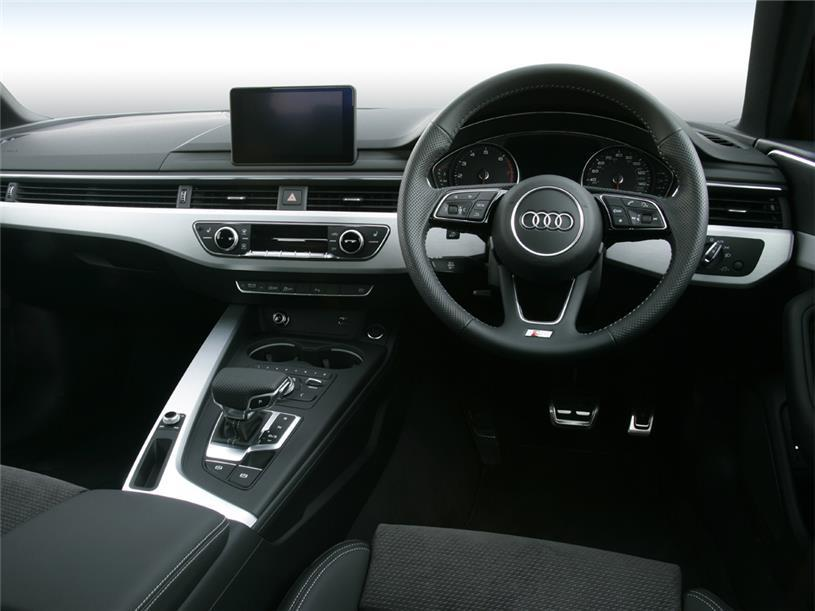 Audi A4 Avant 40 TFSI 204 Black Edition 5dr S Tronic